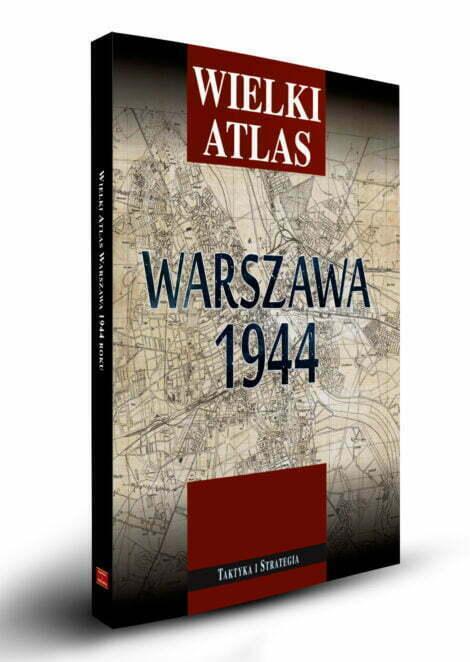 Atlas Powstania warszawskiego