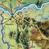 Market Garden 1944_gra planszowa mapa