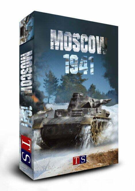 Moskwa 1941 strategiczna gra planszowa