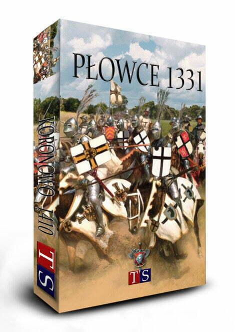 Plowce 1331 gra planszowa