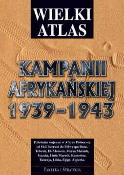 Atlas kampanii afrykanskiej wojna