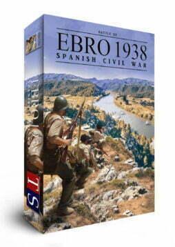 Ebro 1938 gra planszowa