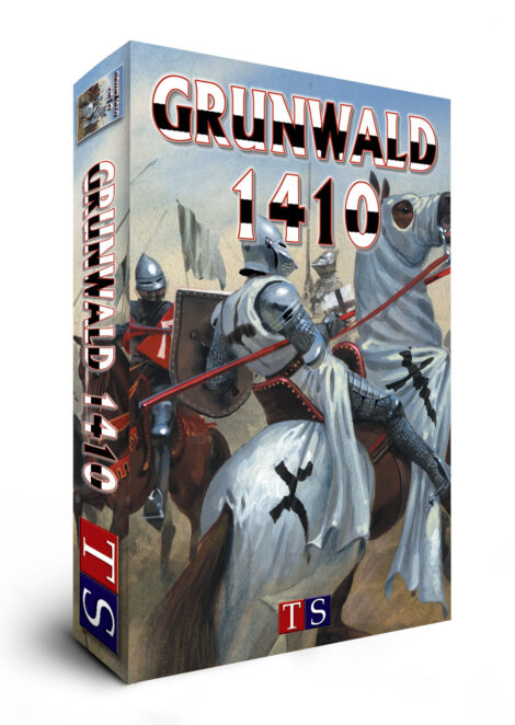 Bitwa pod Grunwaldem planszówka