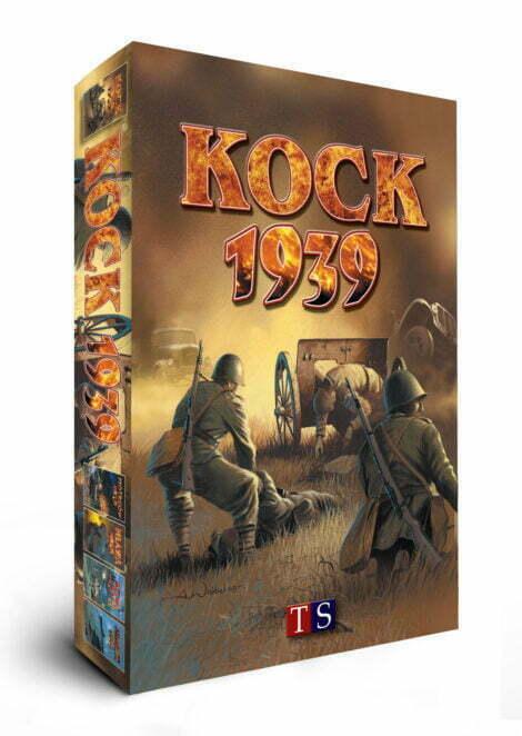 Bitwa pod Kockiem 1939 gra