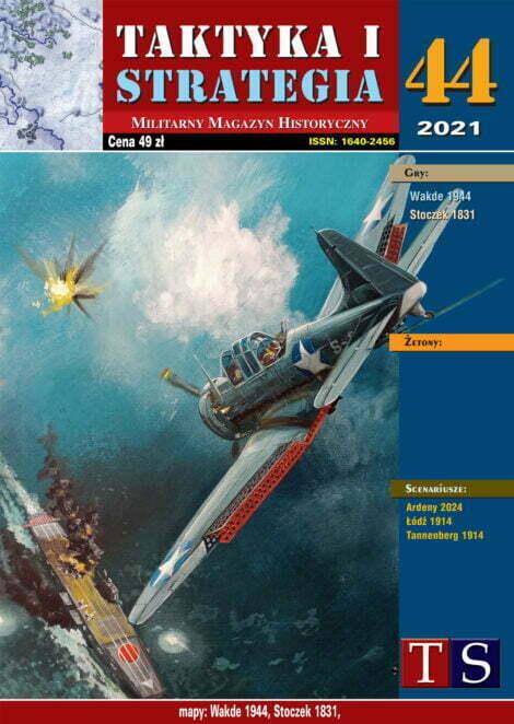 Taktyka i strategia czasopismo